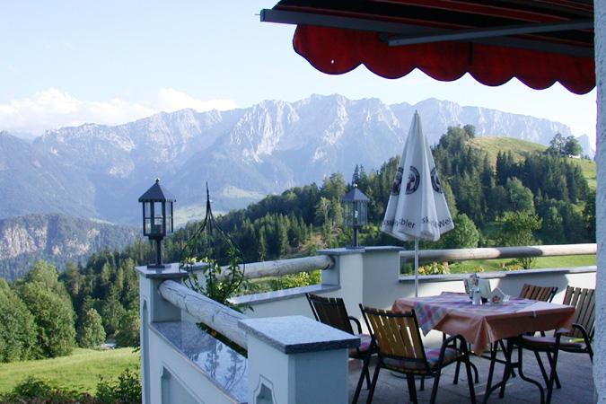schöne aussicht österreich